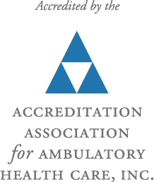 AAAHC V1 Accredited by