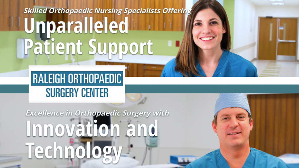 raleigh orthopaedic surgery center