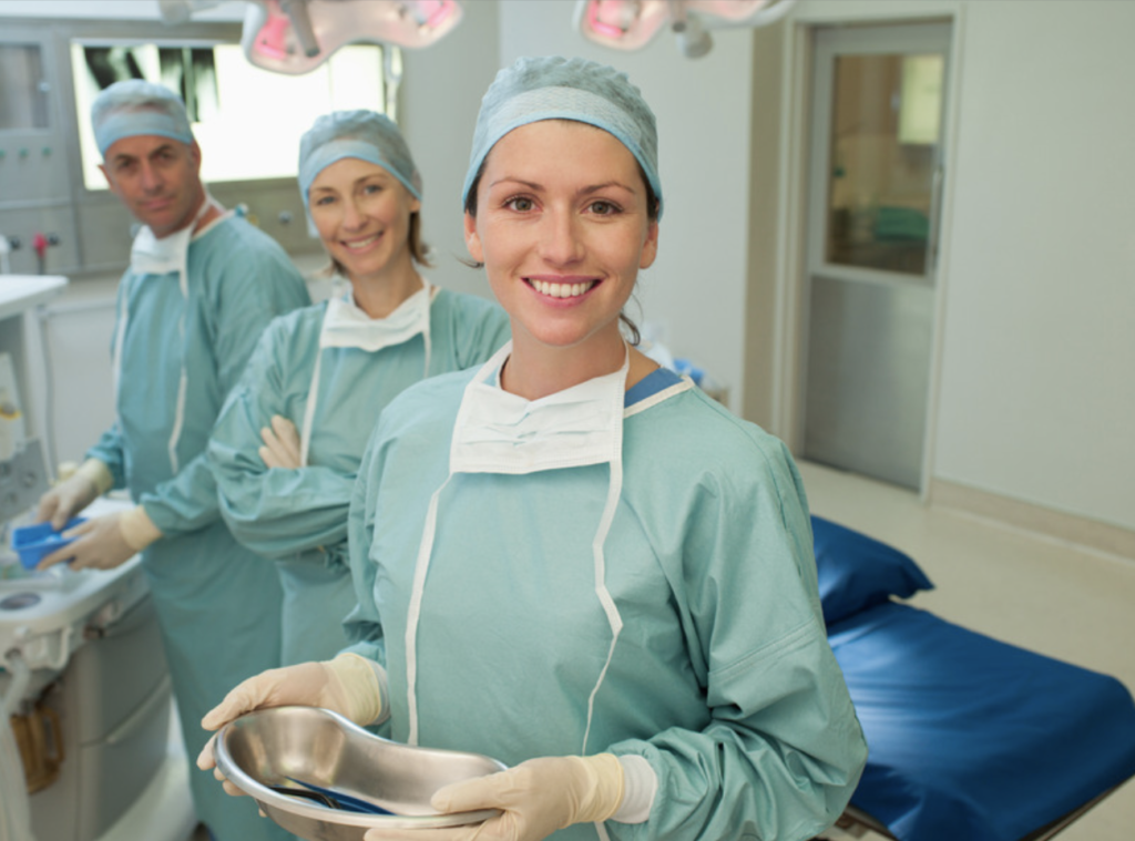 outpatient surgery center in the triangle